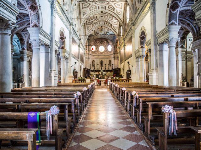 Il matrimonio di Nicola e Maria Giulia a San Benedetto Po, Mantova 16
