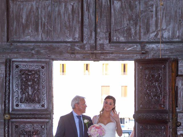 Il matrimonio di Nicola e Maria Giulia a San Benedetto Po, Mantova 18
