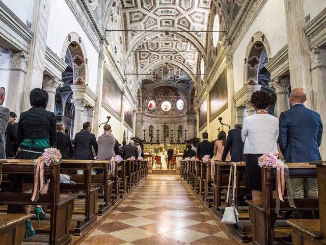 Il matrimonio di Nicola e Maria Giulia a San Benedetto Po, Mantova 19
