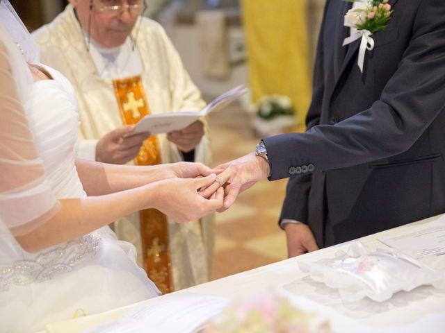Il matrimonio di Nicola e Maria Giulia a San Benedetto Po, Mantova 22