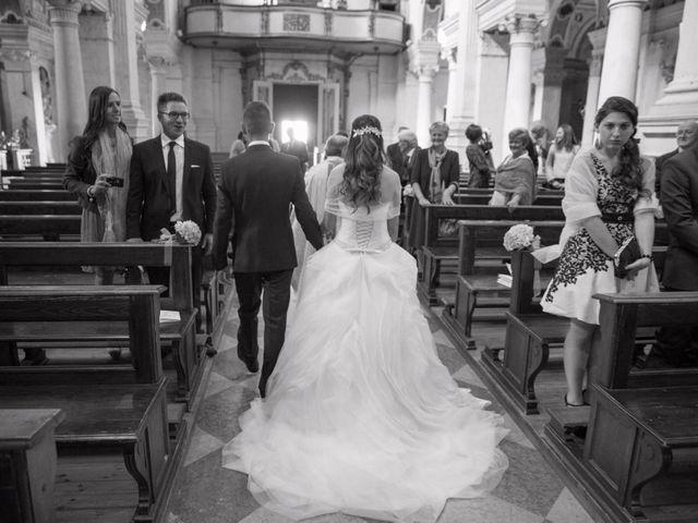Il matrimonio di Nicola e Maria Giulia a San Benedetto Po, Mantova 23
