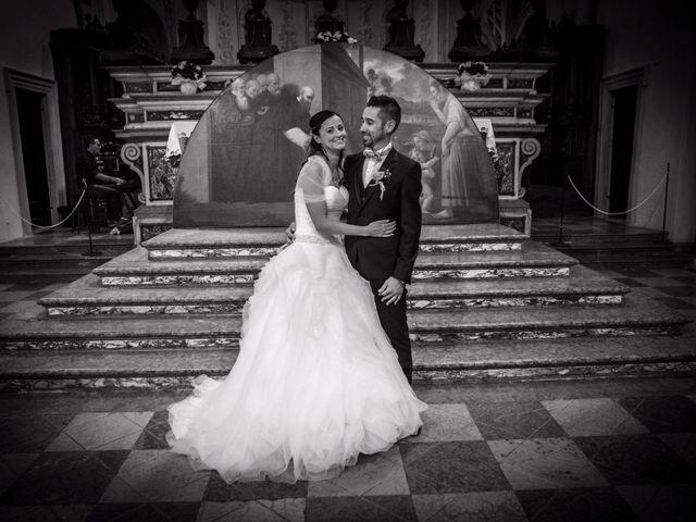 Il matrimonio di Nicola e Maria Giulia a San Benedetto Po, Mantova 24