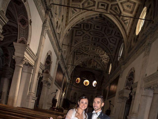 Il matrimonio di Nicola e Maria Giulia a San Benedetto Po, Mantova 25