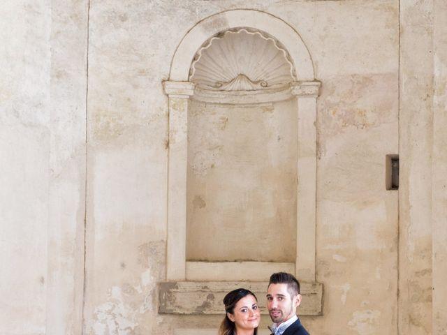 Il matrimonio di Nicola e Maria Giulia a San Benedetto Po, Mantova 26