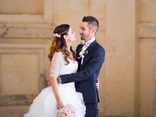 Il matrimonio di Nicola e Maria Giulia a San Benedetto Po, Mantova 33