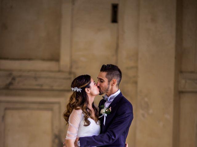 Il matrimonio di Nicola e Maria Giulia a San Benedetto Po, Mantova 34