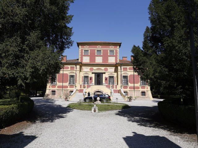 Il matrimonio di Nicola e Maria Giulia a San Benedetto Po, Mantova 41