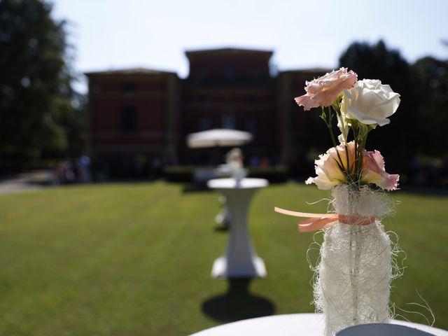 Il matrimonio di Nicola e Maria Giulia a San Benedetto Po, Mantova 44