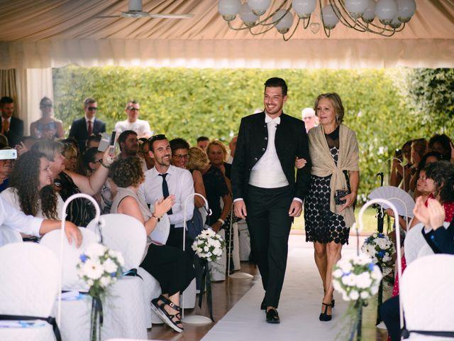 Il matrimonio di Michele e Luana a Montebelluna, Treviso 23