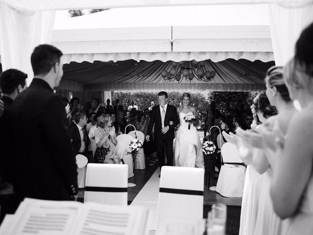 Il matrimonio di Michele e Luana a Montebelluna, Treviso 24