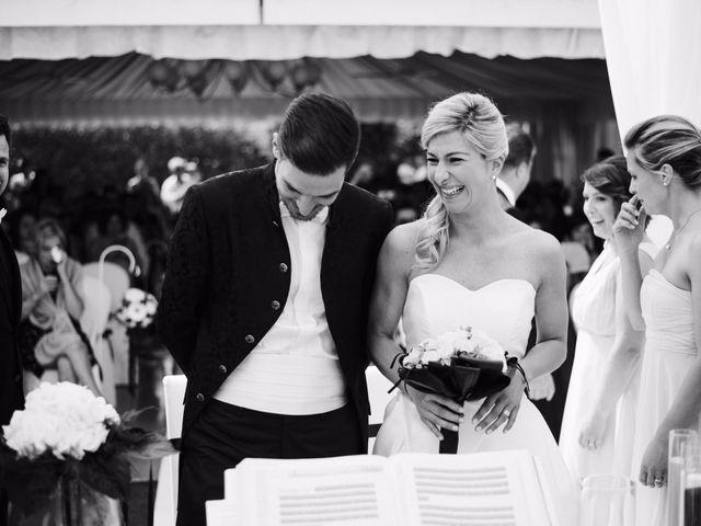 Il matrimonio di Michele e Luana a Montebelluna, Treviso 27