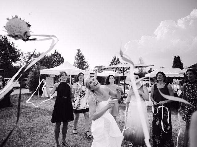 Il matrimonio di Michele e Luana a Montebelluna, Treviso 1
