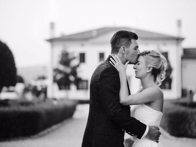 Il matrimonio di Michele e Luana a Montebelluna, Treviso 2