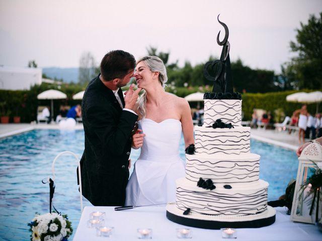 Il matrimonio di Michele e Luana a Montebelluna, Treviso 57