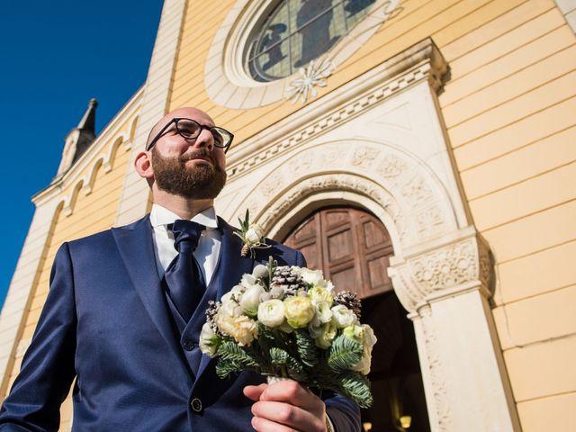 Il matrimonio di Alberto e Elena a Vicenza, Vicenza 20