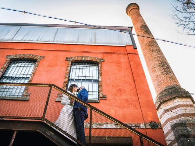 Il matrimonio di Alberto e Elena a Vicenza, Vicenza 54