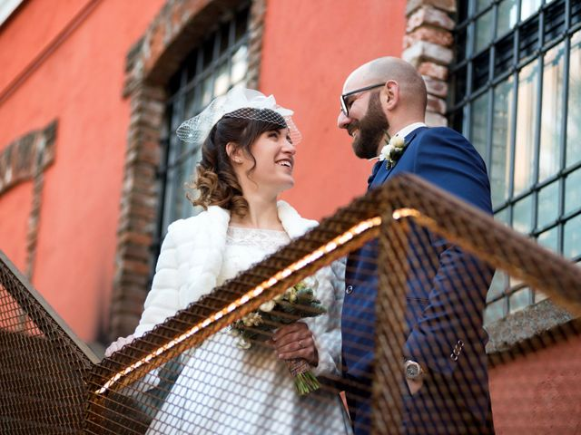 Il matrimonio di Alberto e Elena a Vicenza, Vicenza 55