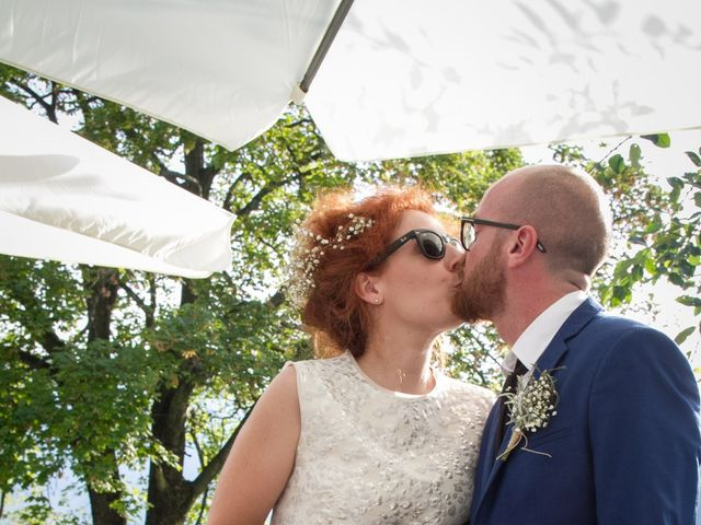 Il matrimonio di Mario e Silvia a Capiago Intimiano, Como 2