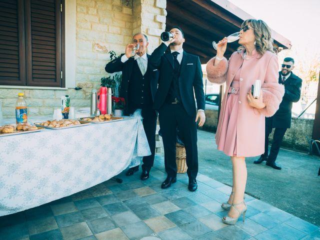 Il matrimonio di Giuseppe e Federica a Acireale, Catania 8