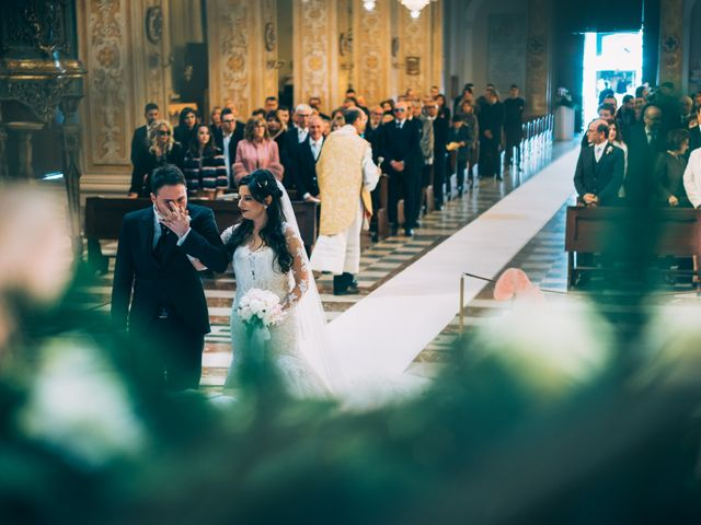 Il matrimonio di Giuseppe e Federica a Acireale, Catania 28