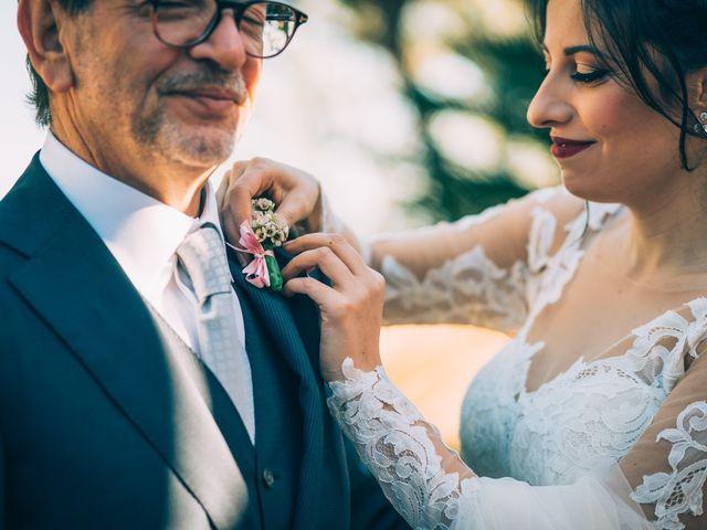 Il matrimonio di Giuseppe e Federica a Acireale, Catania 36