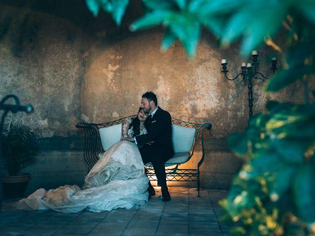 Il matrimonio di Giuseppe e Federica a Acireale, Catania 38