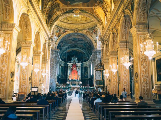Il matrimonio di Giuseppe e Federica a Acireale, Catania 42