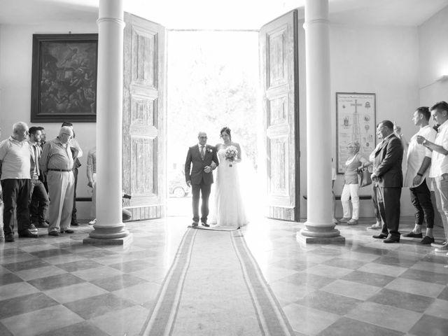 Il matrimonio di Michele e Caterina a Ravenna, Ravenna 10