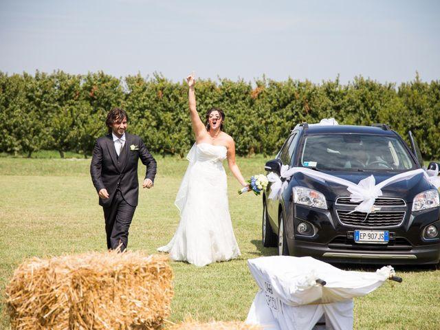 Il matrimonio di Michele e Caterina a Ravenna, Ravenna 22
