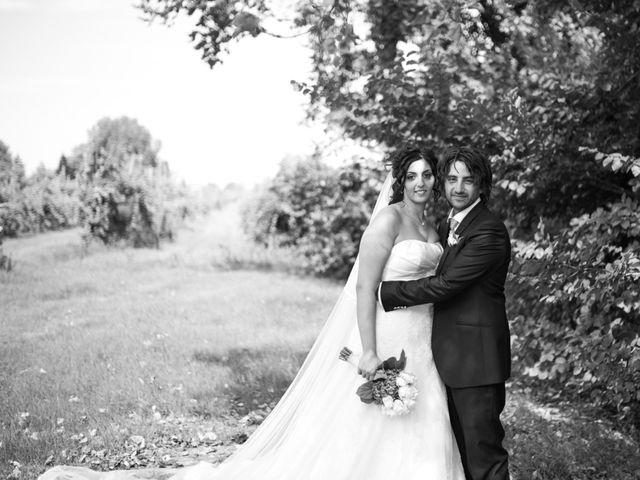 Il matrimonio di Michele e Caterina a Ravenna, Ravenna 23
