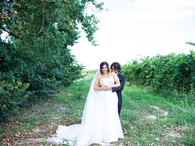 Il matrimonio di Michele e Caterina a Ravenna, Ravenna 24