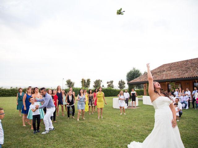 Il matrimonio di Michele e Caterina a Ravenna, Ravenna 35