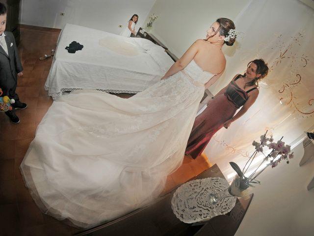 Il matrimonio di Luca e Fabiola a Ottana, Nuoro 25