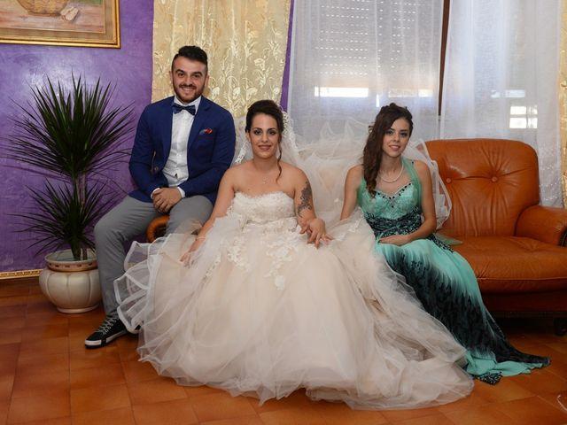 Il matrimonio di Luca e Fabiola a Ottana, Nuoro 32