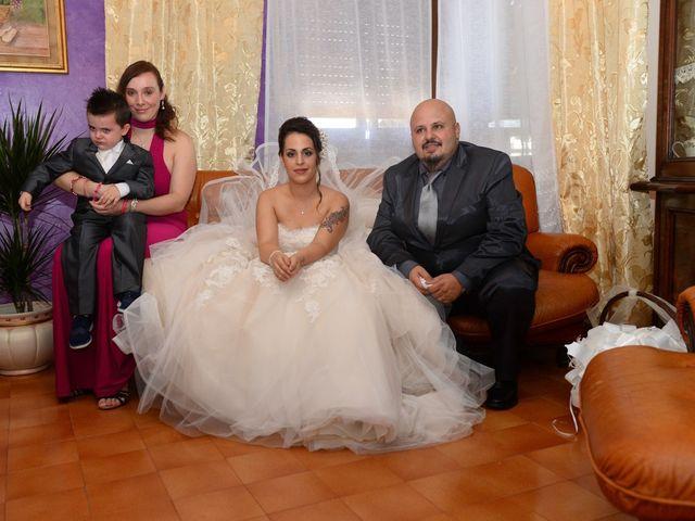 Il matrimonio di Luca e Fabiola a Ottana, Nuoro 33