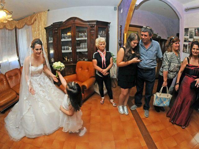 Il matrimonio di Luca e Fabiola a Ottana, Nuoro 40