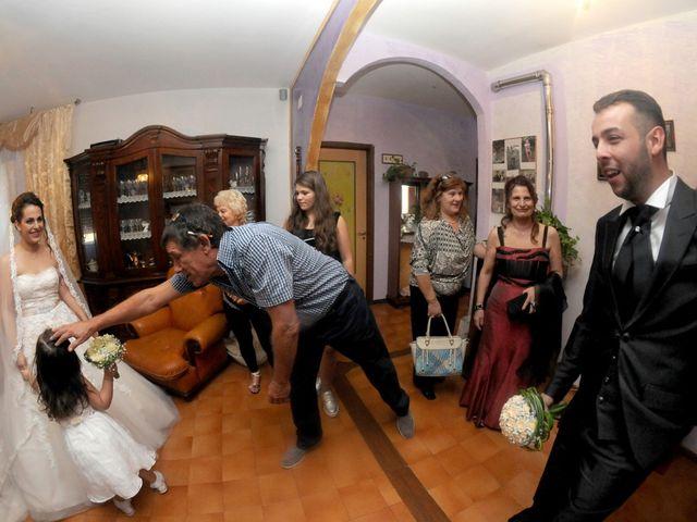 Il matrimonio di Luca e Fabiola a Ottana, Nuoro 41