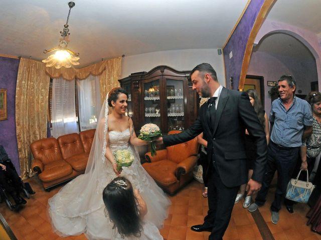 Il matrimonio di Luca e Fabiola a Ottana, Nuoro 42