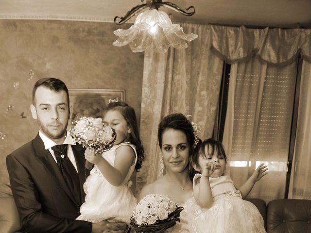 Il matrimonio di Luca e Fabiola a Ottana, Nuoro 44