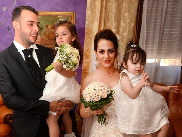 Il matrimonio di Luca e Fabiola a Ottana, Nuoro 45