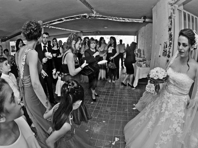 Il matrimonio di Luca e Fabiola a Ottana, Nuoro 51