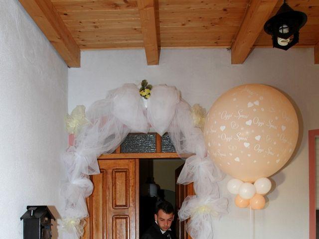 Il matrimonio di Luca e Fabiola a Ottana, Nuoro 57