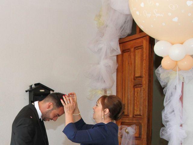Il matrimonio di Luca e Fabiola a Ottana, Nuoro 79
