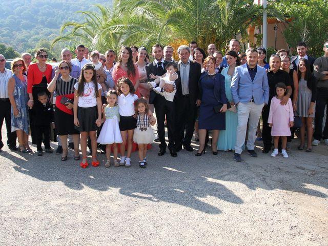 Il matrimonio di Luca e Fabiola a Ottana, Nuoro 81
