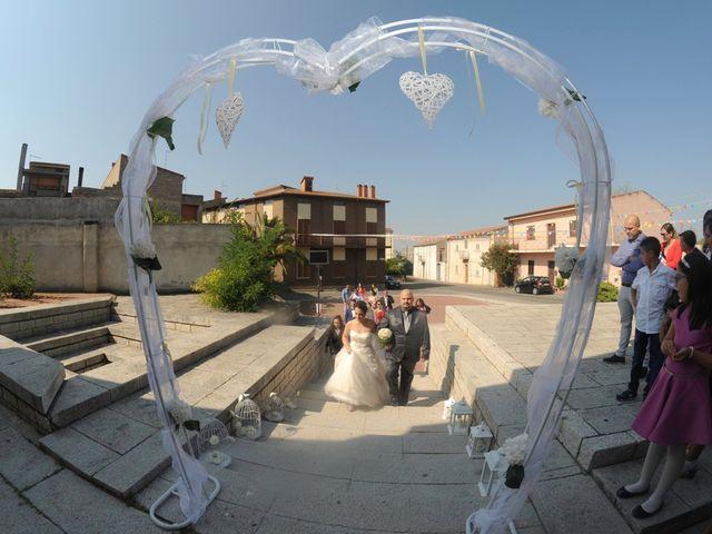 Il matrimonio di Luca e Fabiola a Ottana, Nuoro 82