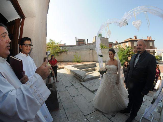Il matrimonio di Luca e Fabiola a Ottana, Nuoro 84