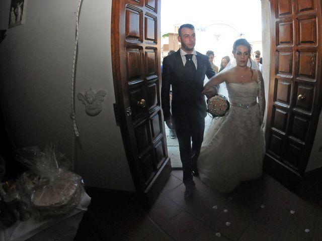 Il matrimonio di Luca e Fabiola a Ottana, Nuoro 85