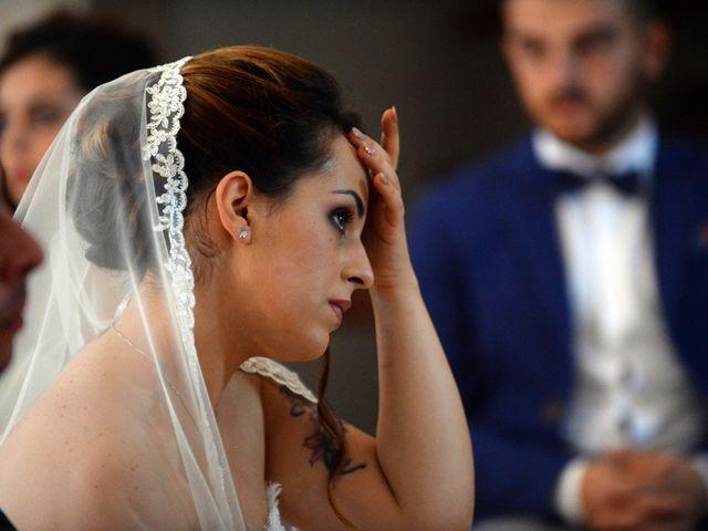Il matrimonio di Luca e Fabiola a Ottana, Nuoro 86