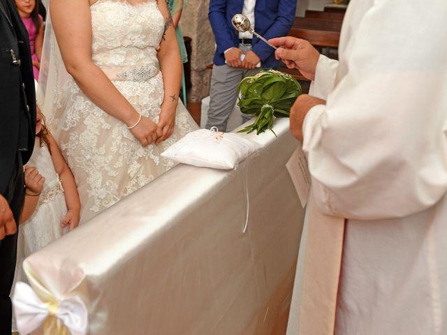 Il matrimonio di Luca e Fabiola a Ottana, Nuoro 87