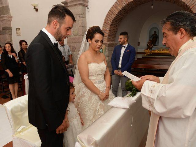 Il matrimonio di Luca e Fabiola a Ottana, Nuoro 88